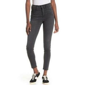 "SALE Madewell 9"" Mid Rise Skinny Denim Jeans"